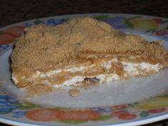Receitas práticas de culinária: Semi Frio de Bolacha com Caramelo