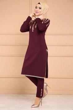 Modest Fashion Hijab, Pakistani Fashion Casual, Abaya Fashion, Fashion Outfits, Muslim Women Fashion, Islamic Fashion, Stylish Dress Designs, Stylish Dresses, Hijab Evening Dress