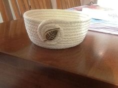 My latest rope bowls.