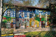 Celebrating Art Brut at a center in Austria