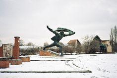 Memento Park | Memento Park Budapest, Hungary February 2015 | By: ijarosek | Flickr - Photo Sharing!
