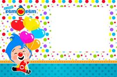 Circus Birthday, 2nd Birthday, Happy Birthday, Birthday Parties, Carnival Themed Party, Party Themes, Party Ideas, Pastel Bob, Ideas Para Fiestas
