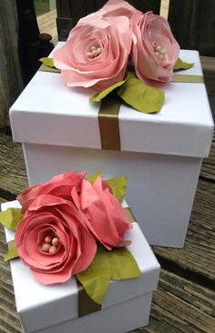 ideas for wedding gifts wrapping beautiful Baby Gift Wrapping, Gift Wraping, Wedding Gift Wrapping, Wedding Gift Boxes, Creative Gift Wrapping, Creative Gifts, Wrapping Ideas, Wedding Gifts, Trendy Wedding