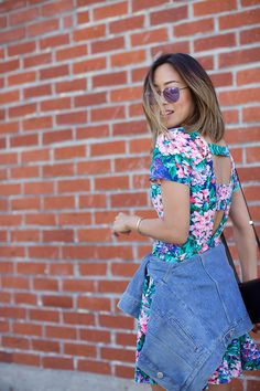 Sunglasses: http://rstyle.me/n/zpj2ybgzq7, Jacket: http://rstyle.me/n/zpj3abgzq7, Dress: http://rstyle.me/n/zpj3wbgzq7, Shoes: http://rstyle.me/n/zpj33bgzq7.