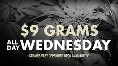 $9 Gram Wednesdays