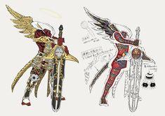 bayonetta weapon concept art - Google Search