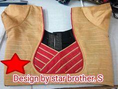 Saree Jacket Designs, Saree Tassels Designs, Patch Work Blouse Designs, Simple Blouse Designs, Saree Blouse Neck Designs, Chudidhar Neck Designs, Dress Neck Designs, Sleeve Designs, Designer Blouse Patterns