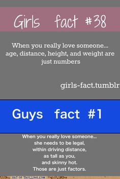 girl facts | Tumblr