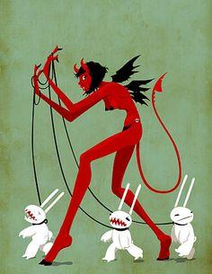 stuntkid~(love the evil bunnies)~