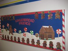 santa Bulletin Board Ideas | Chad and I enjoyed being back in Boise for the Christmas Season and ...