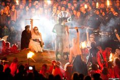 Beltaine! Face it kids. Pagans know how to party!