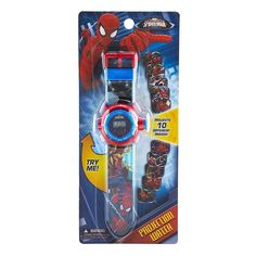 Ultimate Spider-Man Projector Watch