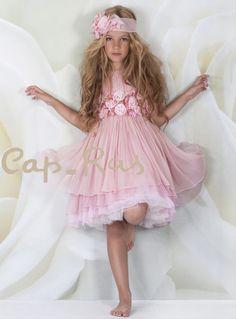 CAP-RAS, moda infantil.