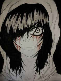 Jeff the killer male girlfriend: none sisters: none brothers: Liu (jeff killed him cause of insanity. Jeff was then taken by slenderman to the creepypastas.) pets: smile dog -open-