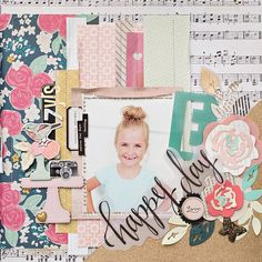 Confetti Collection by Crate Paper & Maggie Holmes for American Crafts - Scrapbook.comCrate Paper - Confetti Collection http://www.scrapbook.com/gallery/image/layout/5310457.html#IqgQth30qbYU0aQp.99