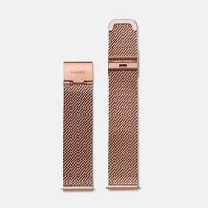 Strap 16 mm - Mesh Rose Gold