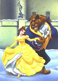 Beauty and the Beast, Belle Figure Skating Dress inspiration for Sk8 Gr8 Designs