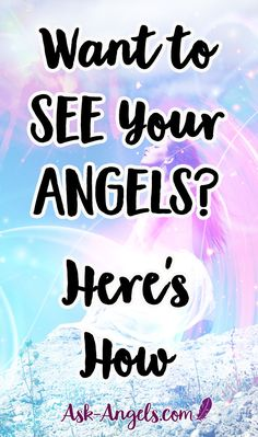 Do you want to learn how to see your angels? With a little bit of technique, the right intention, and with persistence you can start seeing angels now! Spiritual Meaning, Spiritual Guidance, Spiritual Awakening, Spiritual Power, Spiritual Awareness, Angel Guide, Spirit Guides, Psychic Abilities, See You