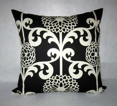 Decorative Pillow cover in Fun Floret by PillowLoftHomeDecor, $26.99