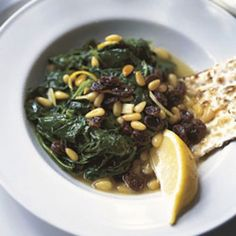 A popular Roman-Jewish specialty, this dish is simple but exquisite.