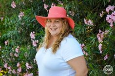Aussie Curves: Stripes {She Wore What} #plus #size #casual #outfit #stripes #17sundays #blog