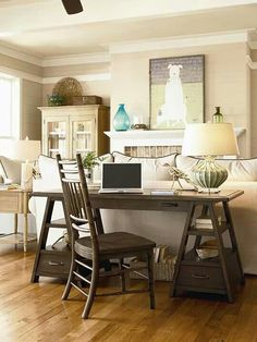 Furniture placement ideas