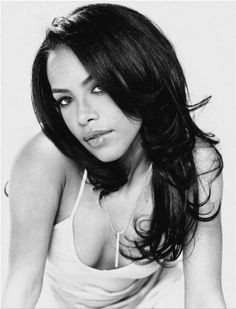 Keep working hard and you can get anything that you want. If God gave you the talent, you should go for it. But don't think it's going to be easy. It's hard! - Aaliyah