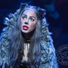 Buzzing: See Leona Lewis in Costume as Grizabella in Broadway's Cats Revival: FIRST LOOK