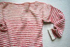Striped Summer Shirt | Purl Soho