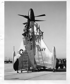 https://flic.kr/p/bZR2h7 | Mark Irwin Special Collection Photo | Mark Irwin worked for Convair as the Chief of the Film and Video Group from 1944 to 1977, during one of the most innovative and productive time periods of the company's existence. His work covers Convair's premier programs such as the Seadart, the R3Y Tradewind, the Atlas ballistic missile, the POGO and the Tomahawk cruise missile. In addition to routine filming projects, Irwin conducted a variety of unusual shoots such as…