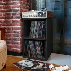 You'll love the Bellwood Vinyl Record Storage Cube Unit Bookcase at Wayfair - Great Deals on all Furniture products with Free Shipping on most stuff, even the big stuff.