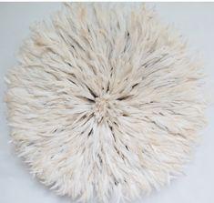 Authentic juju hat  Wall decor feather headdress by Oldworldshoppe