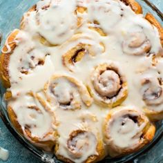 Fluffy, soft, and easy orange sweet rolls taste even better than cinnamon rolls, I promise! They need only 1 rise so breakfast is on the table quicker! Orange Cinnamon Rolls, Orange Sweet Rolls, Apple Cinnamon, Overnight Cinnamon Rolls, Cinnamon Rolls From Scratch, Brunch Recipes, Breakfast Recipes, Dessert Recipes, Desserts