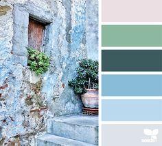 Color Wander via @designseeds