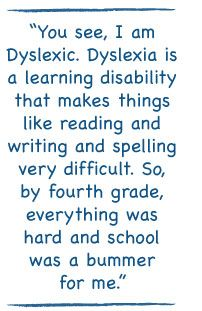 How One School Got it Right * The Yale Center for Dyslexia & Creativity
