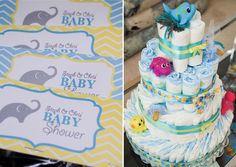 Animal Theme Baby Shower