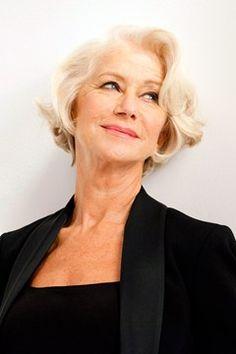 Helen Mirren Named Ambassador For L'Oreal Paris (Vogue.co.uk): Fabulous