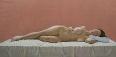 Hiperrealismo Almunia De Miguel ( Spanish ) oil on canvas