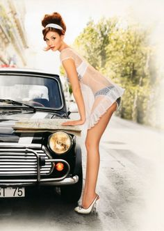 combines to of my favorite boards. Mini coopers and pinup girls. #mini #minicooper #pinup #pinupgirls