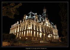 Hôtel de Ville, Limoges, Limousin