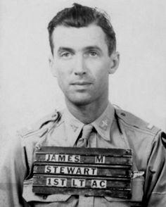 Jimmy Stewart, circa 1942
