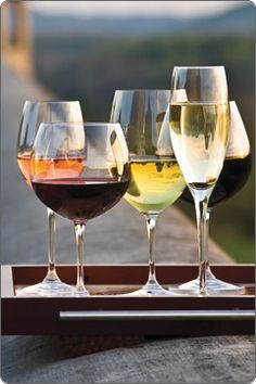 No more guessing what temperature to serve wines! Perfect serving temperature guide for white and red wines.