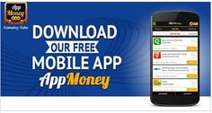 Download Our Free Mobile App #AppMoney. #AppMoneyOffers #ReferAppMoney Download & Install Here: http://bit.ly/1C8FPEc