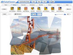 3 Free Photo Editing Apps you can find online. Pixlr, PicMonkey and FotoFlexr.