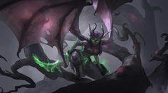 Demon hunter WoW legion