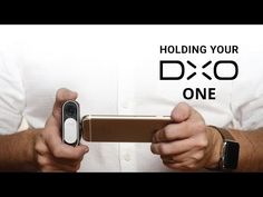 DxO ONE | Professional Quality Connected Camera for iPhone | www.dxo.com