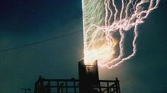 Techniques are being developed to trigger lightning. These techniques combined with high temp super conductors hold the potential to store and use the enormous amounts of power. Fourth Grade Science, Professional Learning Communities, Free Teaching Resources, Free Lesson Plans, Lightning Strikes, Educational Videos, Teacher, Student, How To Plan