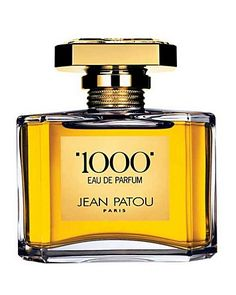 Jean Patou 1000 | Bloomingdale's to be dressed one must have on a fragrance..this one is very different..classy as is Joy and Sublime!