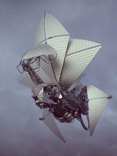 ArtStation - Space Cargo, Alberto Petronio