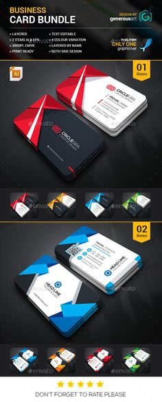 Creative photography business card photography business cards 2 business card templates vector eps download here httpgraphicriveritembusiness card bundle 2 in 116529723refksioks fbccfo Choice Image